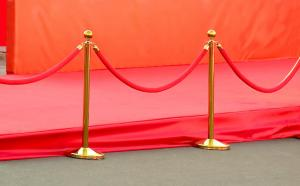 nominees - red carpet entrance