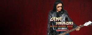 Gene Simmons Live at AMT