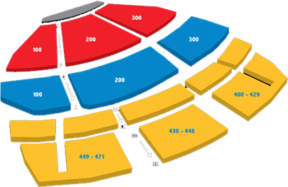 Seating Chart American Music Theatre