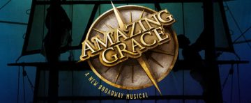 Amazing Grace - Button
