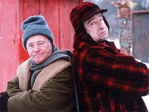 funniest thanksgiving movies - Grumpy Old Men