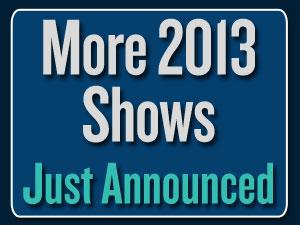 More2013Shows