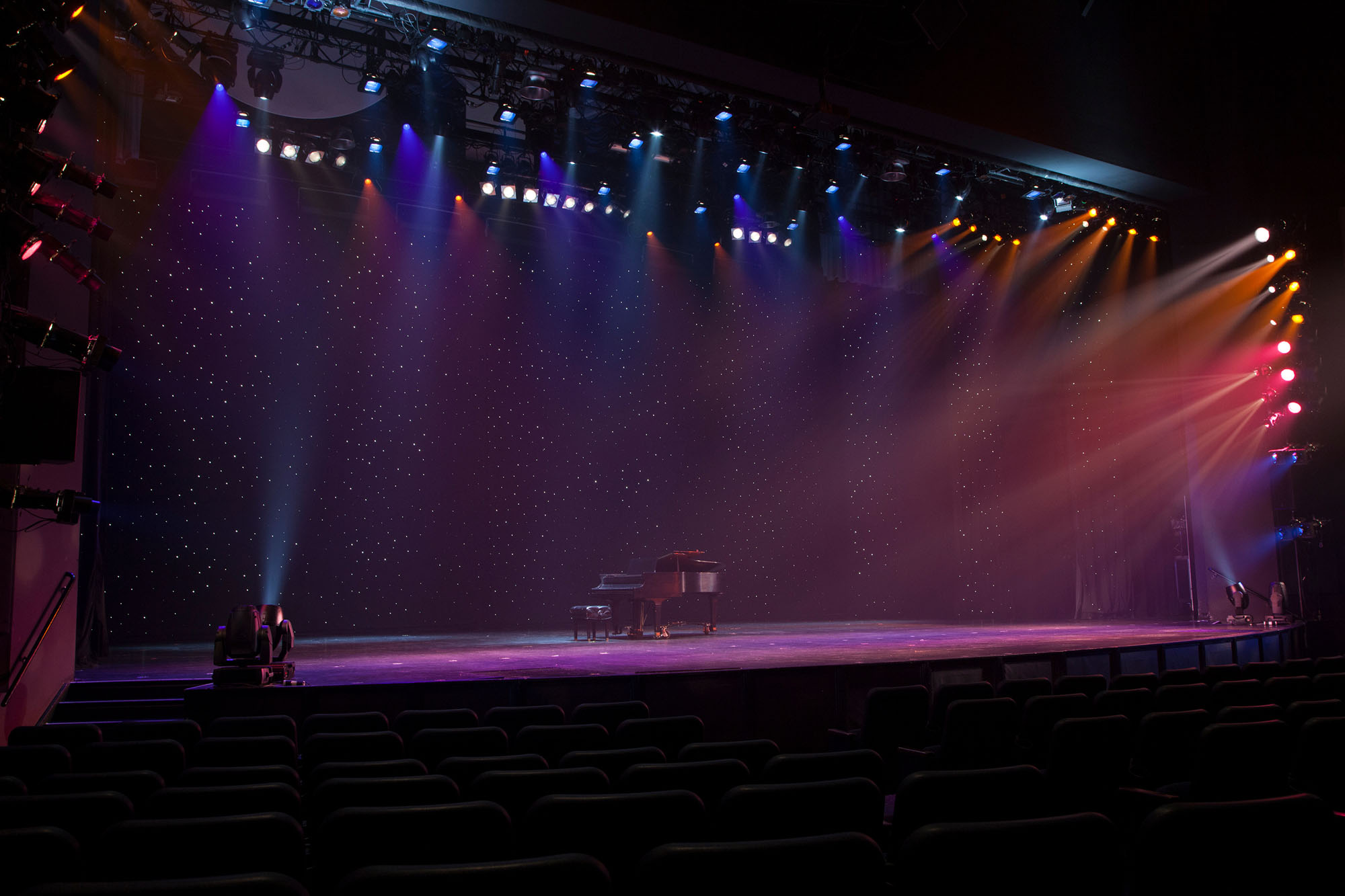 Seating Chart | American Music Theatre