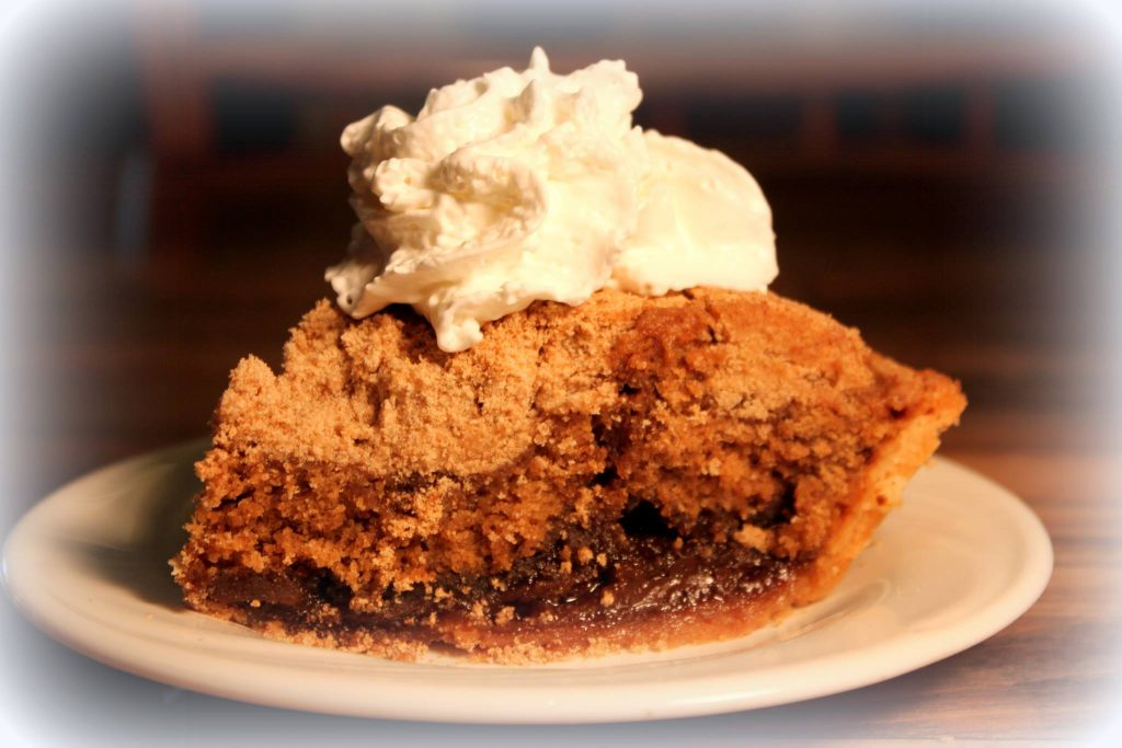 P&F - Shoofly Pie Slice