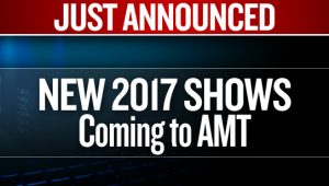 2017 shows coming to amt