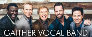 gaither vocal band button