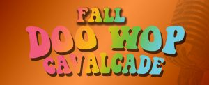 fall doo wop cavalcade button