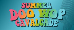 summer doo wop cavalcade button