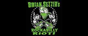 brian setzer rockabilly riot button