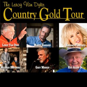 country gold tour