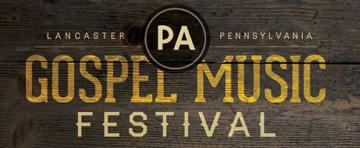 pa gospel music festival button