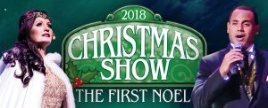 2018 christmas show button