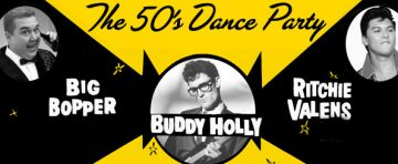 50s Dance button