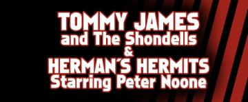 tommy james and herman's hermits
