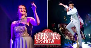 Paige and Cameron 2017 Christmas Show