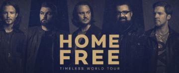 home free timeless world tour