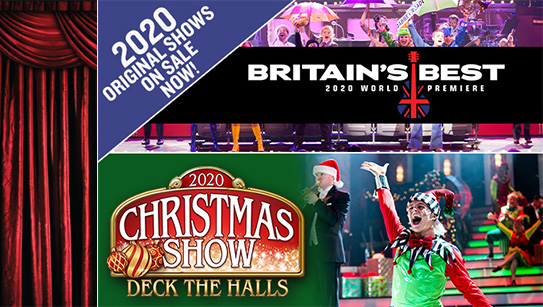 Best Christmas Sales 2020 2020 Original Shows Now On Sale! | American Music Theatre
